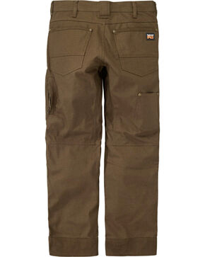 Timberland Pro Men's GridFlex Canvas Work Pants, Brown, hi-res