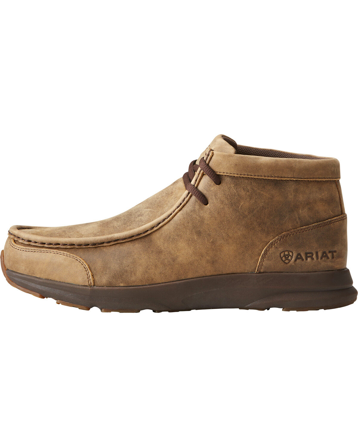 Ariat Men's Brown Spitfire Shoes | Boot
