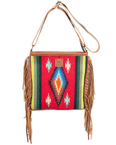 STS Ranchwear Women's Fiesta Ponderosa Purse, Multi, hi-res