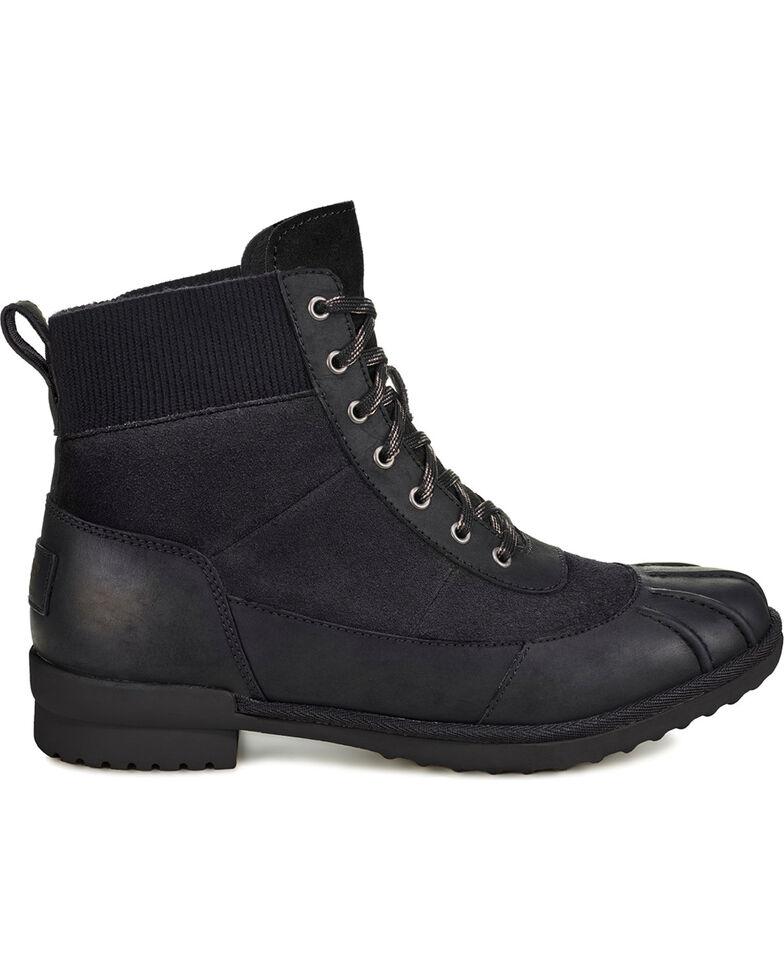 UGG Women's Cayli Waterproof Boots - Round Toe, Black, hi-res