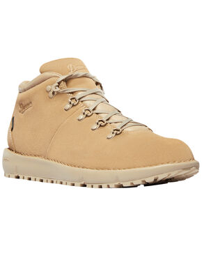 Danner Men's Tan Tramline 917 Lace Up Boots - Round Toe, Tan, hi-res