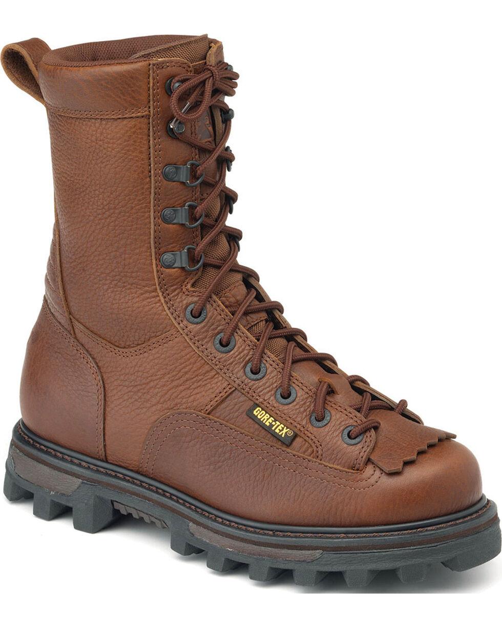 Rocky Men's Bear Claw 3D Boots, Brown, hi-res