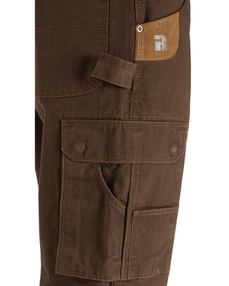 Riggs Workwear Men's Ranger Pants, Dark Brown, hi-res