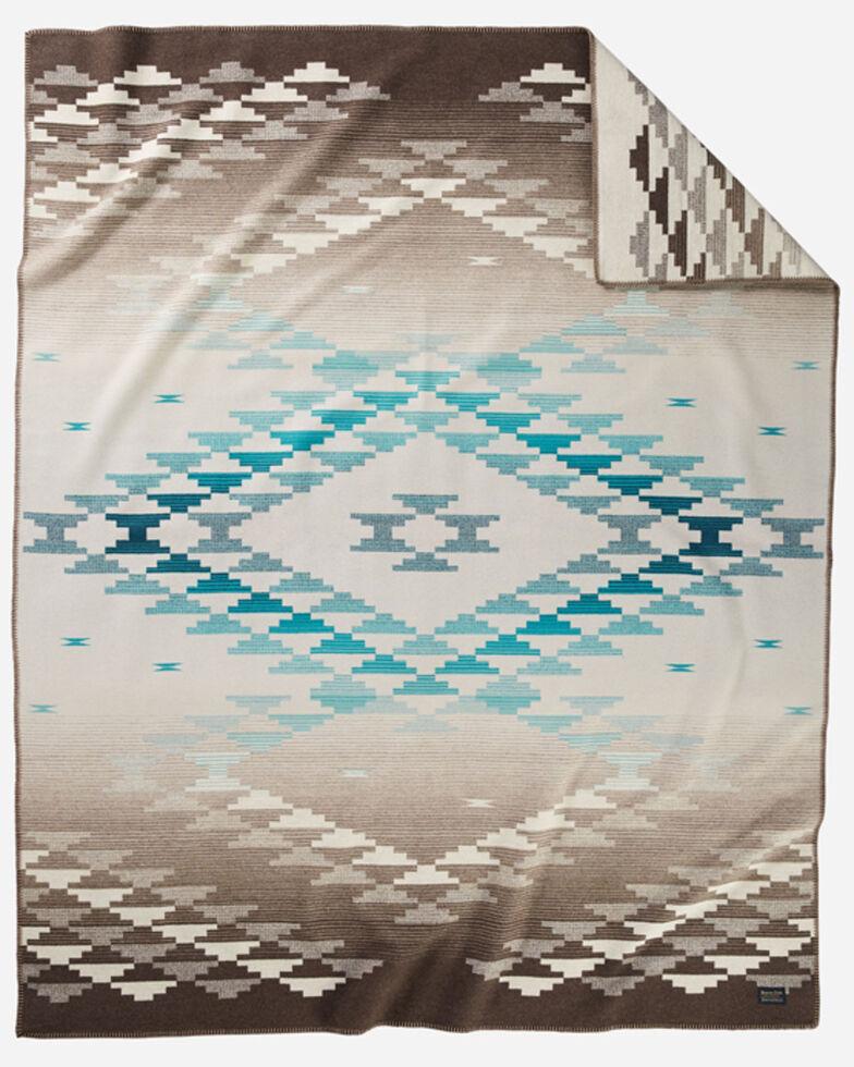 Pendleton Salt Creek Blanket, Cream, hi-res