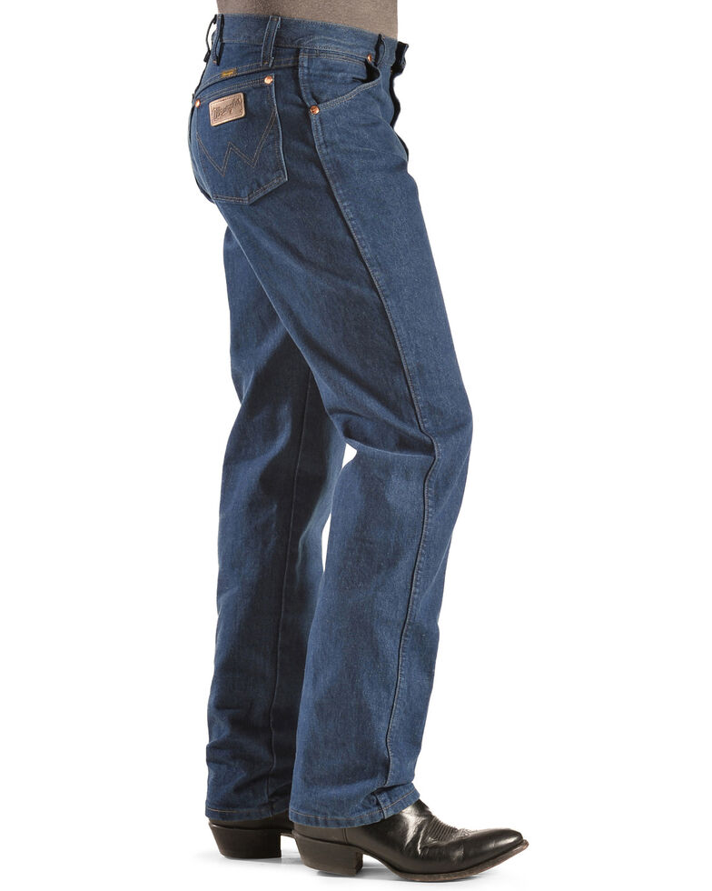 Wrangler 13MWZ Cowboy Cut Original Fit Prewashed Jeans , Indigo, hi-res