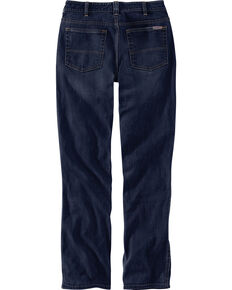 Carhartt Women's Original Fit Straight Leg Blair Jeans, Indigo, hi-res