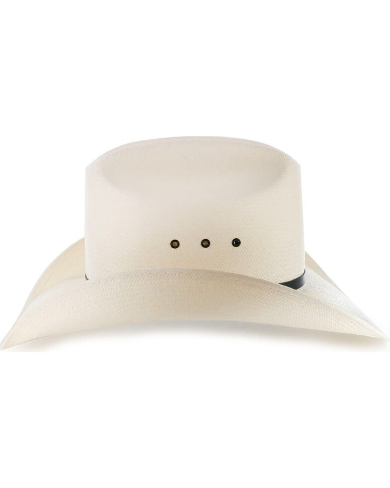 Moonshine Spirit 8X Crushin' It Straw Cowboy Hat, Natural, hi-res