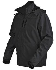STS Ranchwear Men's Black Barrier Jacket , Black, hi-res