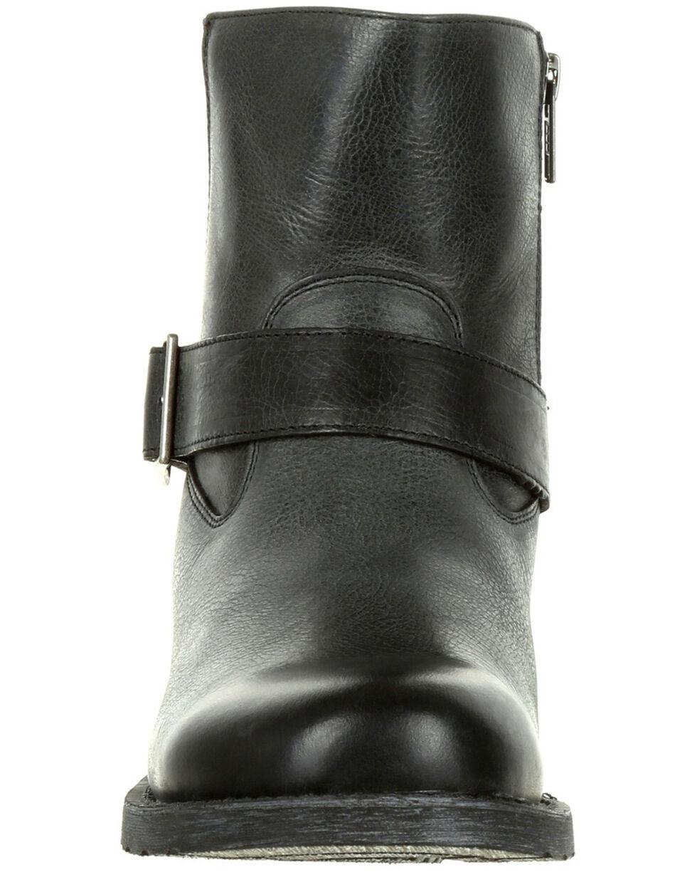 Durango Women's Crush Chelsea Booties - Round Toe, Grey, hi-res