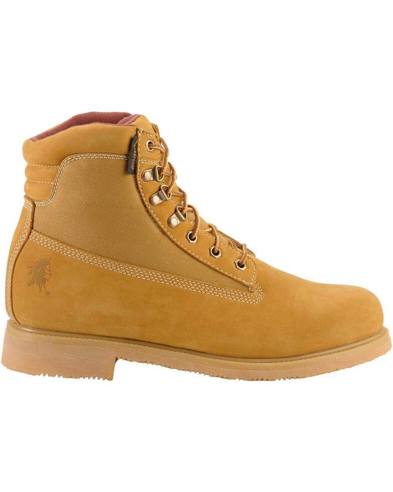 """Chippewa Men's Sportility 6"""" Work Boots, Golden Tan, hi-res"""