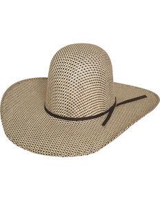 035844b98a44c Bullhide Men s Brahmer Tamer 50X Straw Cowboy Hat