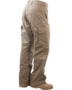 Tru-Spec 24-7 Tactical Boot Cut Trousers, Khaki, hi-res