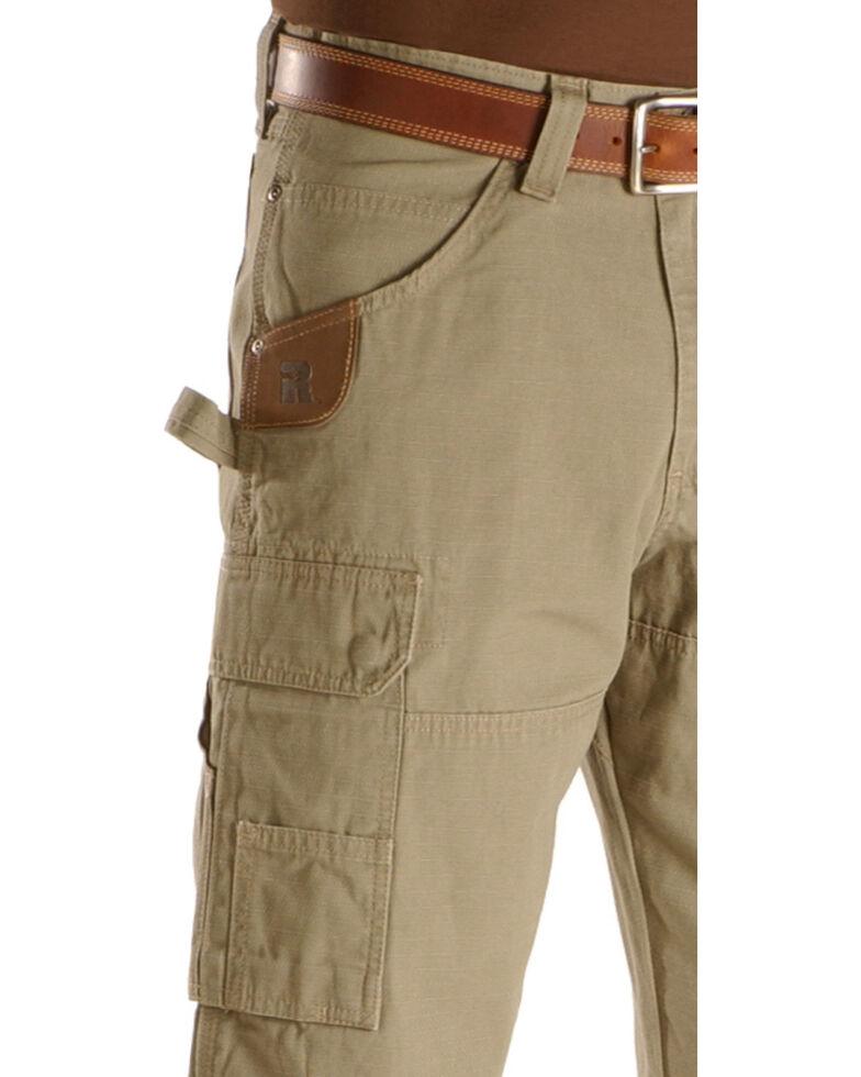 aedb9d26 Zoomed Image Riggs Workwear Men's Ranger Pants, Bark, hi-res