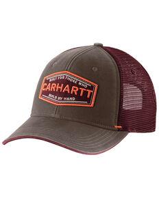 Carhartt Men's Silvermine Cap , Coffee, hi-res