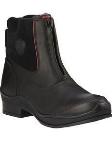 Ariat Men's Extreme Zip H20 Insulated Boots, Black, hi-res