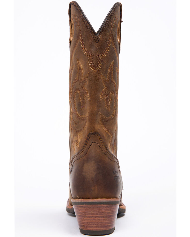 Cody James Men's West Stitch Western Work Boots - Square Toe, , hi-res