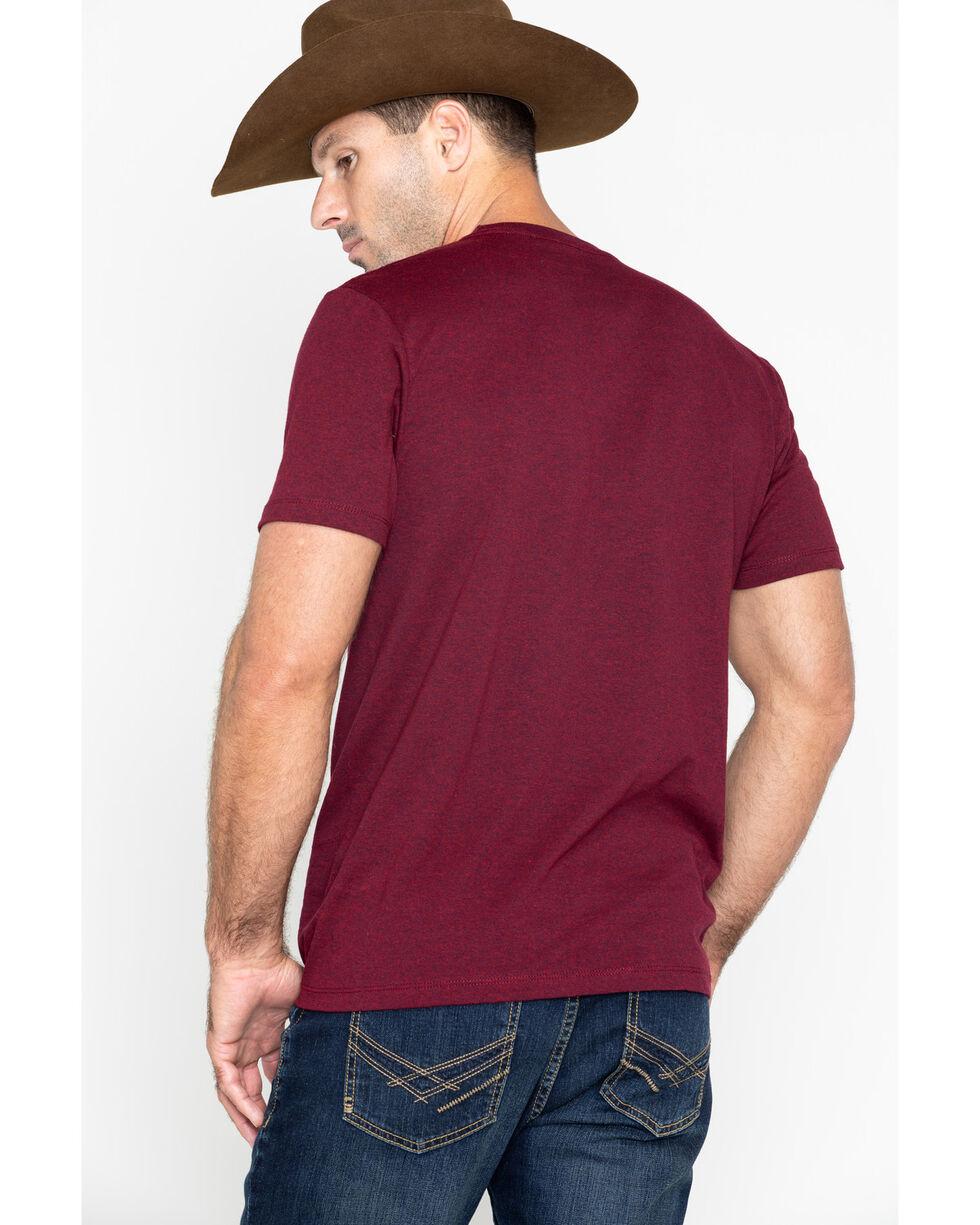 Cinch Men's Cinch Denim Co. Graphic T-Shirt, Blue, hi-res