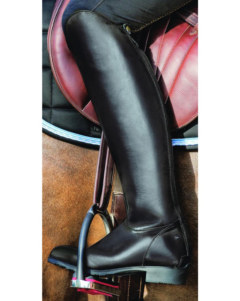 Mountain Horse Women's Firenze Dress Boots, Black, hi-res