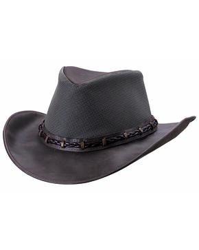 Bullhide Women's Brockton Straw Hat, Bronze, hi-res