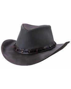 a286fa71303 Bullhide Women s Brockton Straw Hat