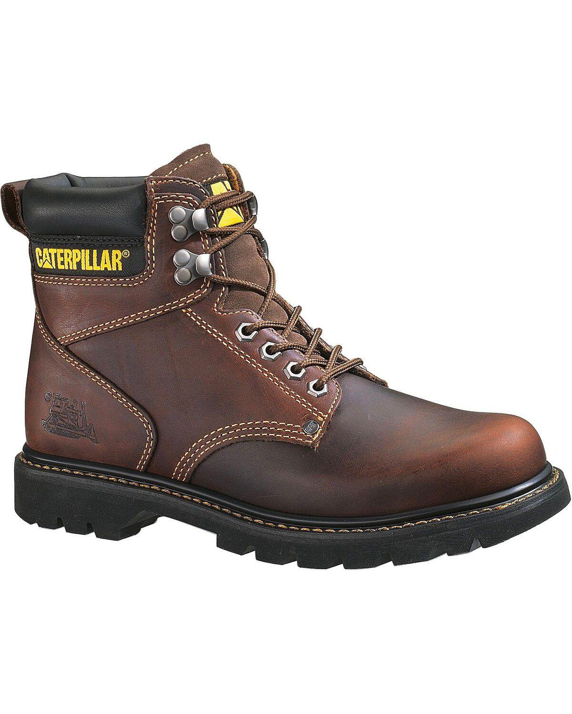 Men's Caterpillar Work Boots \u0026 Shoes