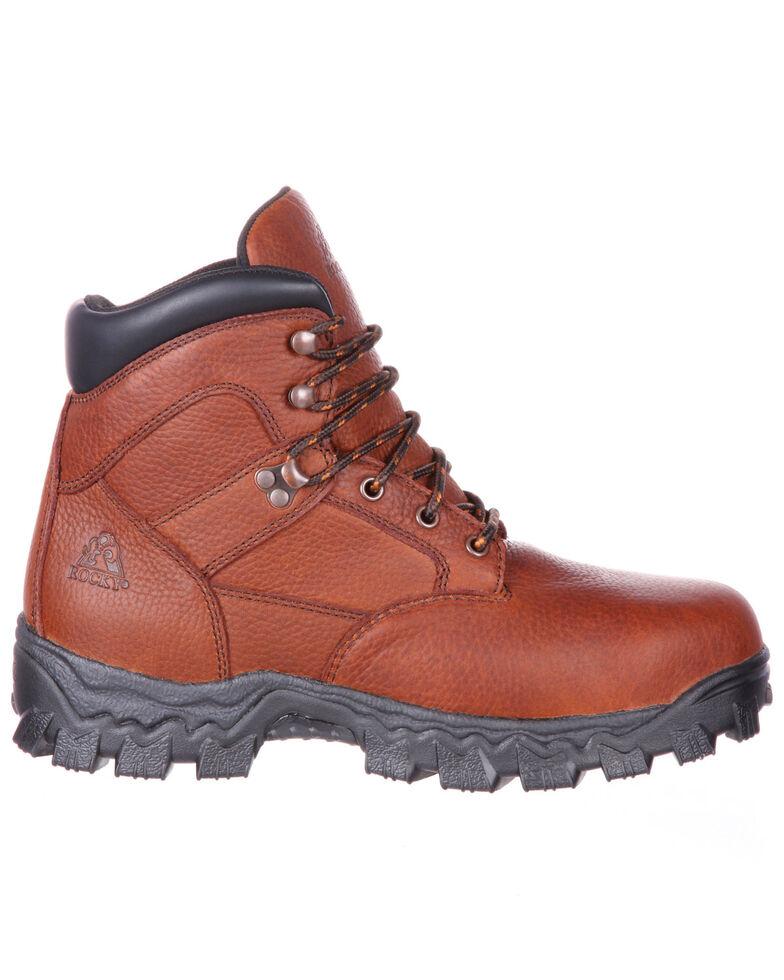 ce012b78062 Rocky Men's Alpha Force Fully Puncture-Resistant Waterproof Work Boots -  Steel Toe