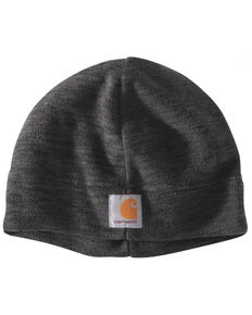 Carhartt Men's Lightweight Fleece Work Hat , Black, hi-res