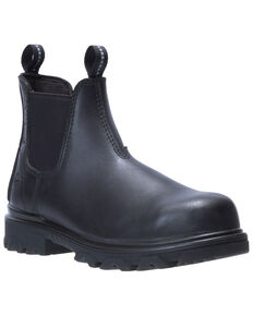 Wolverine Women's I-90 EPX Romeo Work Boots - Soft Toe, Black, hi-res