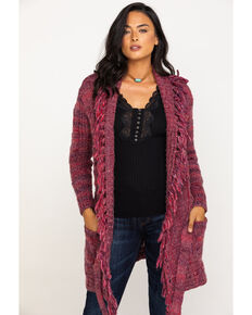 Idyllwind Women's Stevie Nicks Cardigan, Multi, hi-res