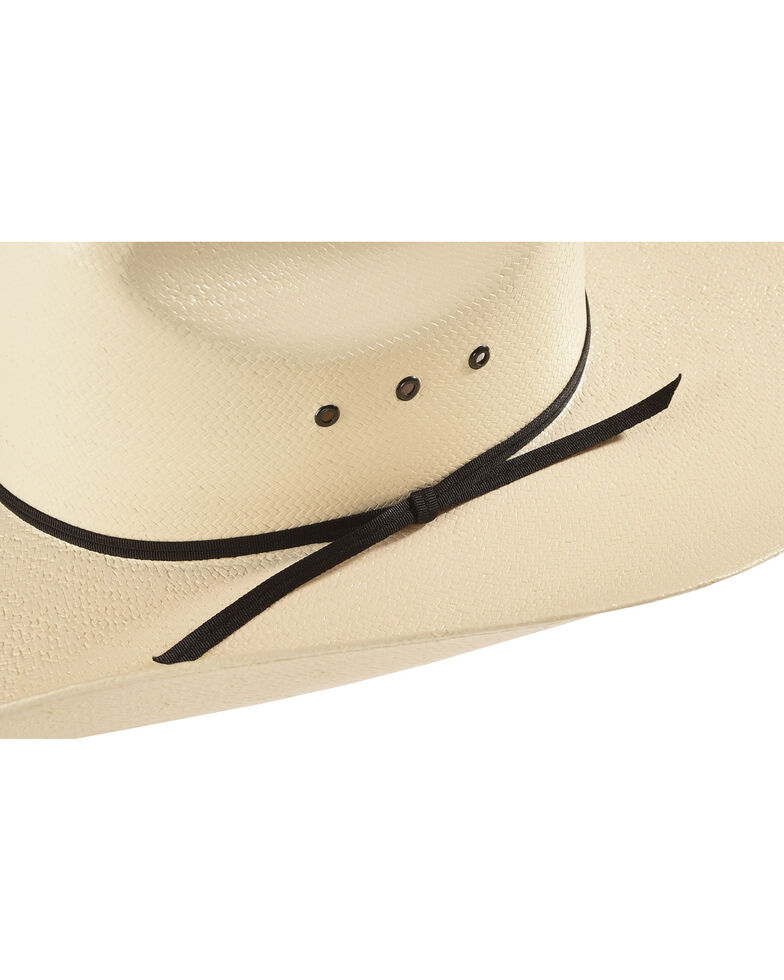 Cody James Men's Ponderosa Straw Hat, Natural, hi-res