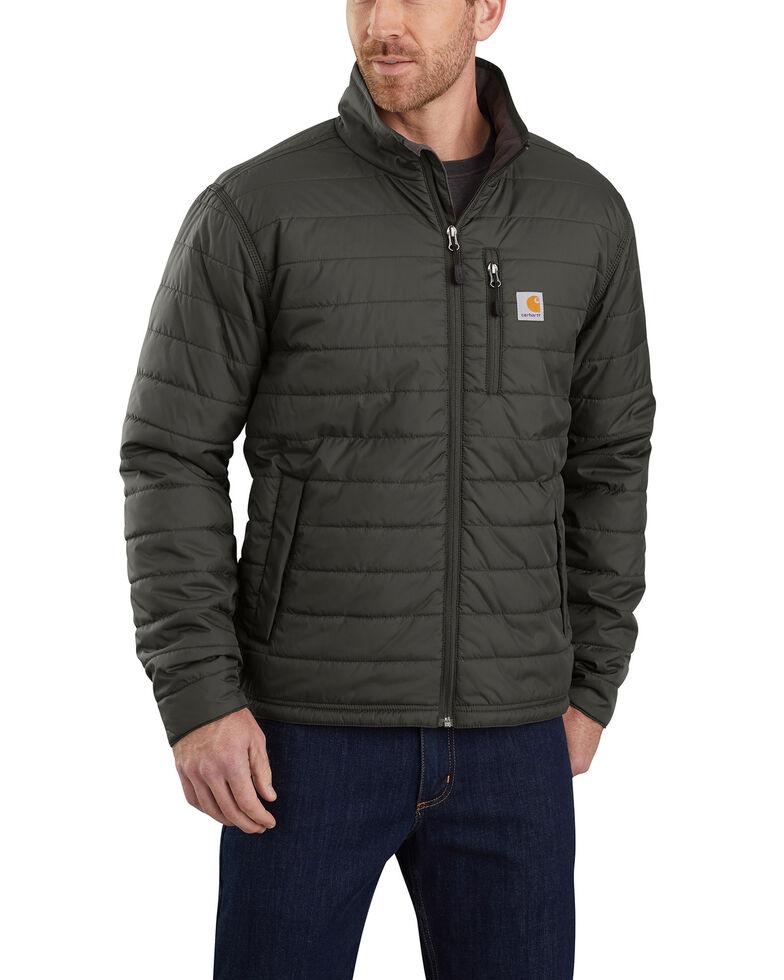 Carhartt Men's Gilliam Work Jacket - Tall, Loden, hi-res