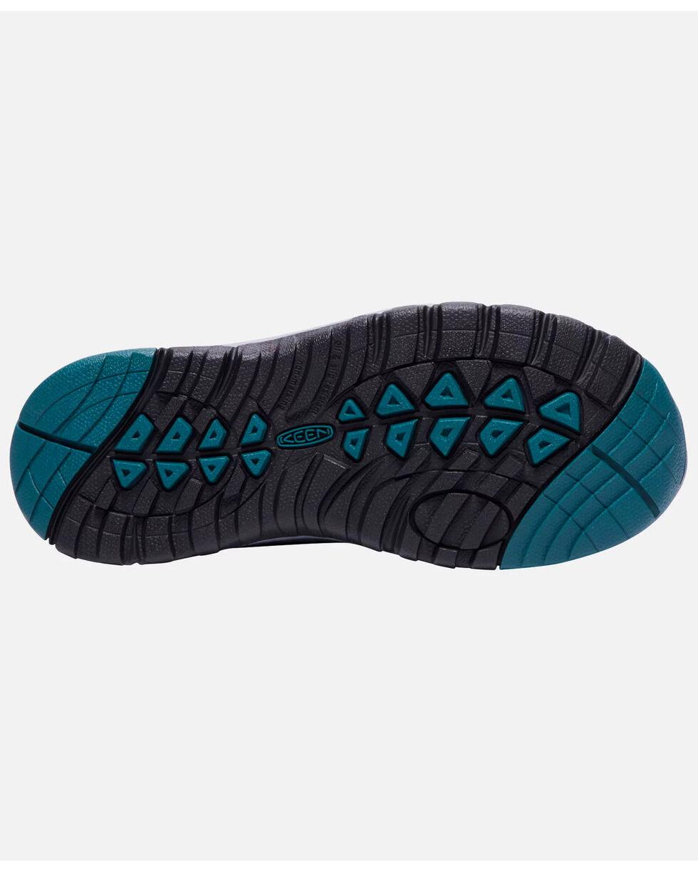 Keen Women's Sedona Pulse Work Boots - Aluminum Toe, Black, hi-res