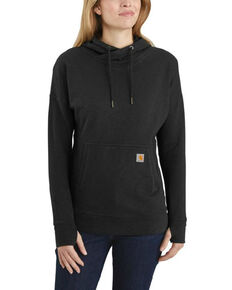 Carhartt Women's Black Newberry Hoodie , Black, hi-res