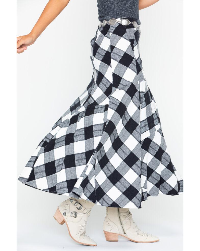 Tasha Polizzi Women's Dancing Skirt, White, hi-res