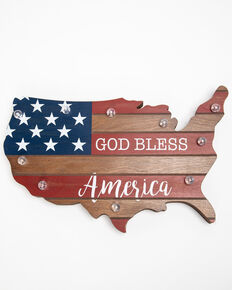 Boot Barn Ranch USA Marquee Light Wall Decor, Multi, hi-res