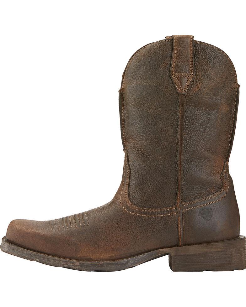 Ariat Men's Rambler Western Boots, Wicker, hi-res