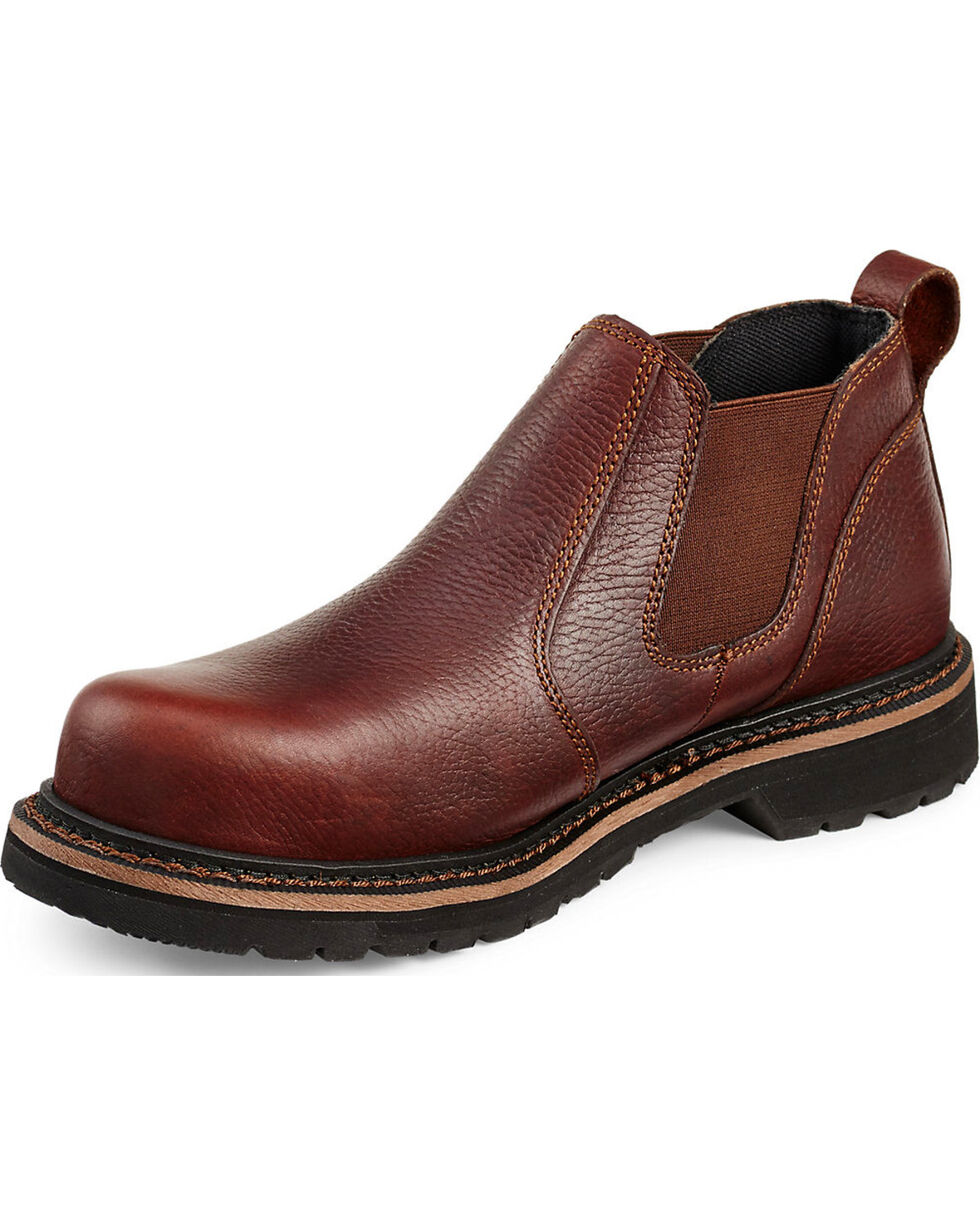 Irish Setter by Red Wing Shoes Men's Cass Romeo EH Work Boots - Steel Toe , Brown, hi-res