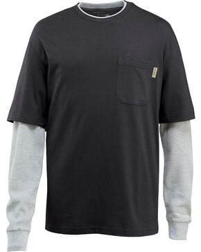 Wolverine Men's Miter II T-Shirt , Black, hi-res