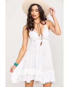 e81f48d9447e99 Free People Women's Adella Slip Dress