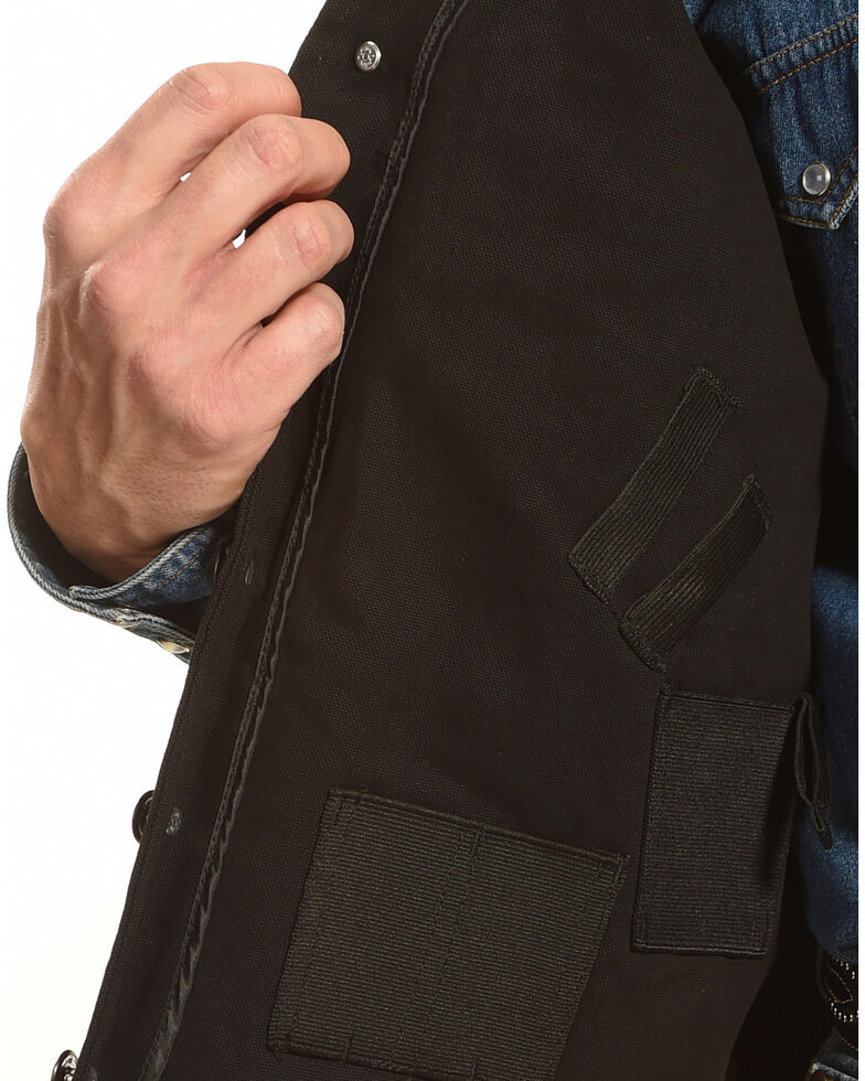 Wyoming Traders Men S Black Texas Concealed Carry Vest