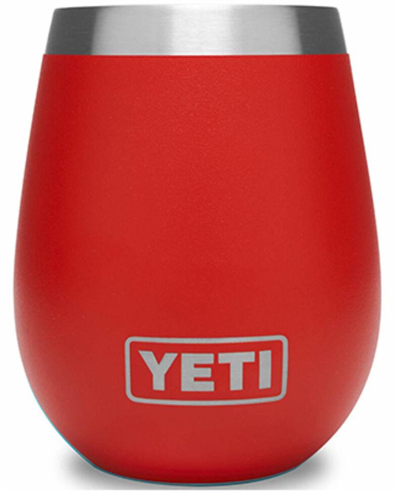 Yeti Tumbler 10oz Cup, Red, hi-res