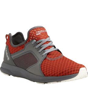 Ariat Men's Mesh Fuse Sneakers, Rust Copper, hi-res