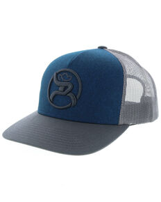 buy popular 010c4 56684 HOOey Men s Blue Roughy 2.0 Ball Cap