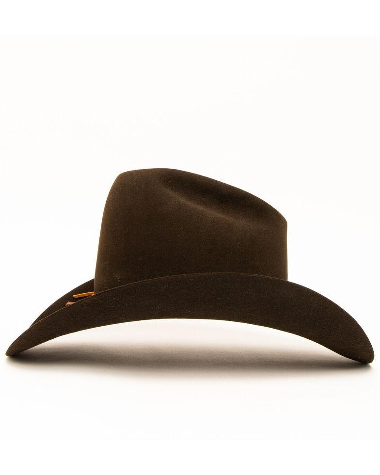 Rodeo King Men's Gus 5X Felt Hat, , hi-res