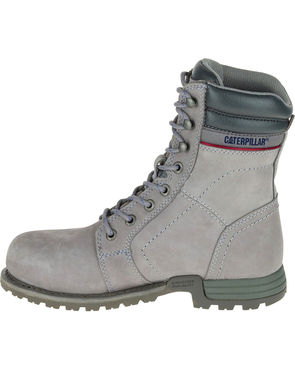 Caterpillar Womens Echo Waterproof Steel Toe Work Boot