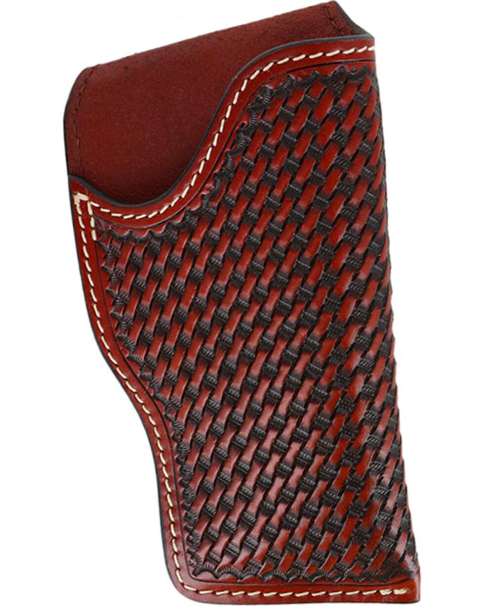 3D Tan Basket Weave Glock Holster, Tan, hi-res