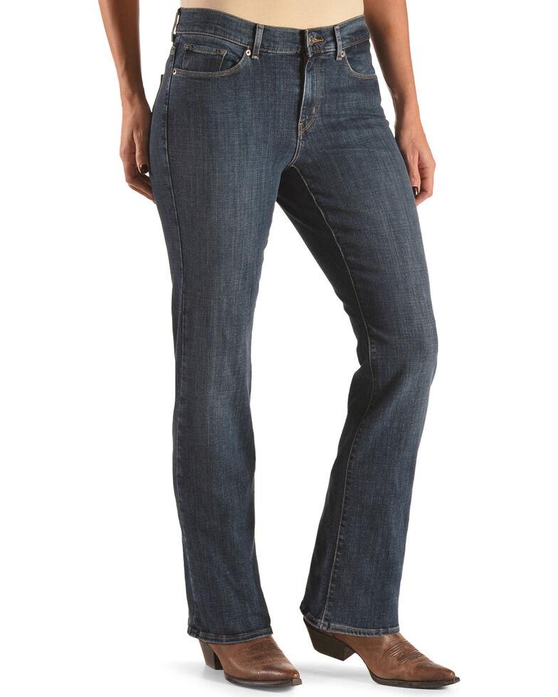 Levi's Women's Classic Bootcut Jeans, Indigo, hi-res