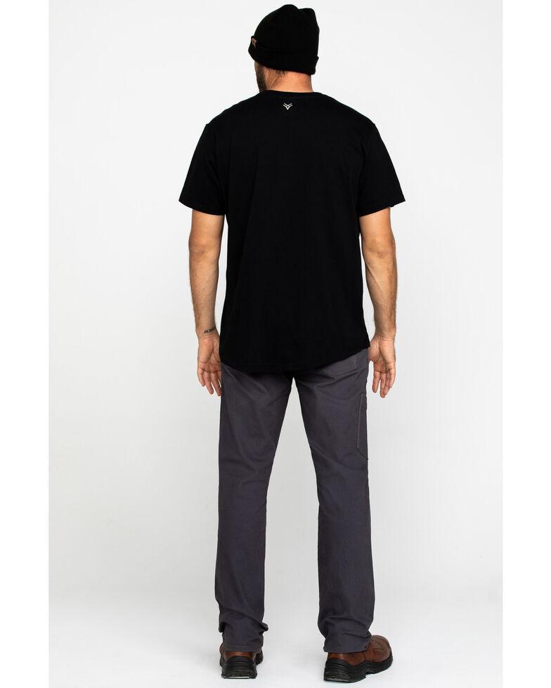 Ariat Men's Grey Rebar M4 Made Tough Durastretch Straight Leg Work Pants , Grey, hi-res