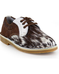 Uwezo Women's Cowhide Oxfords, Multi, hi-res