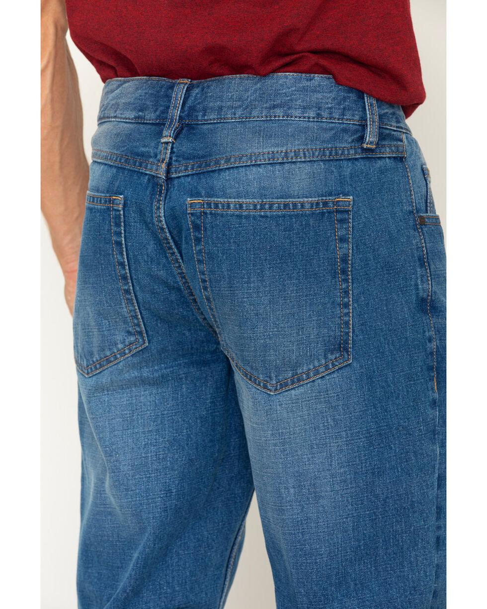Gibson Men's Laramie Prewashed Regular Fit Denim Jeans , Indigo, hi-res